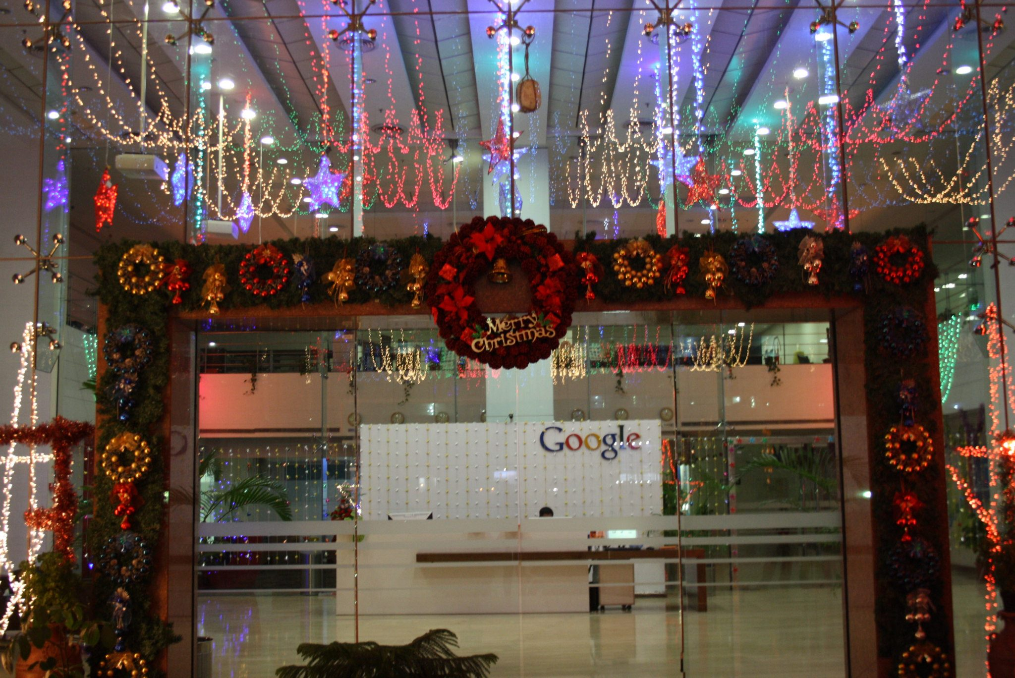 google office hyderabad