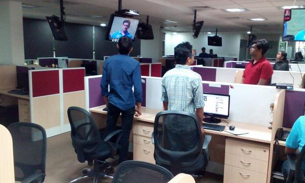 One india office