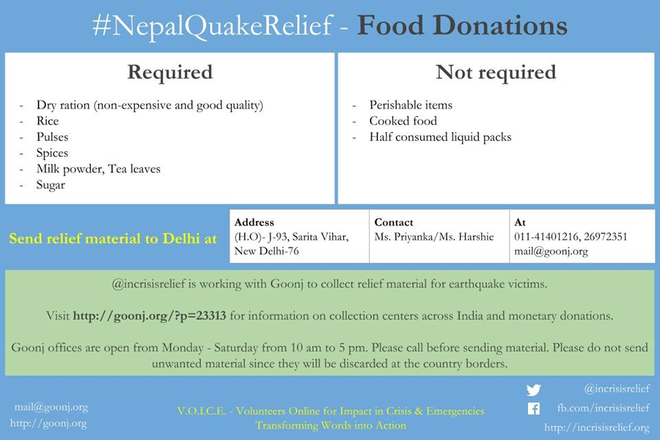 Nepal what's required