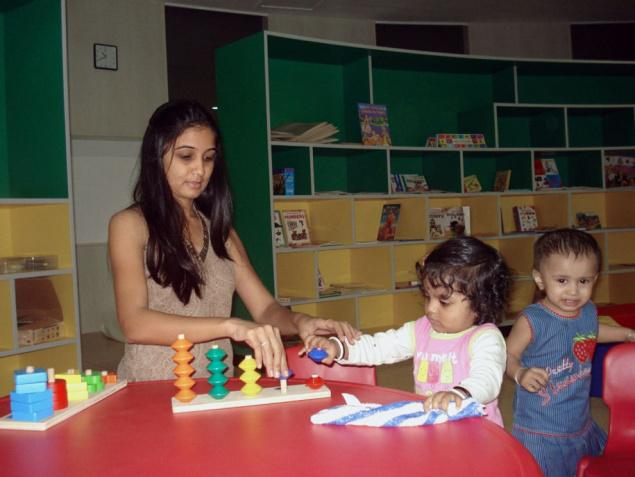 creche in Indian office
