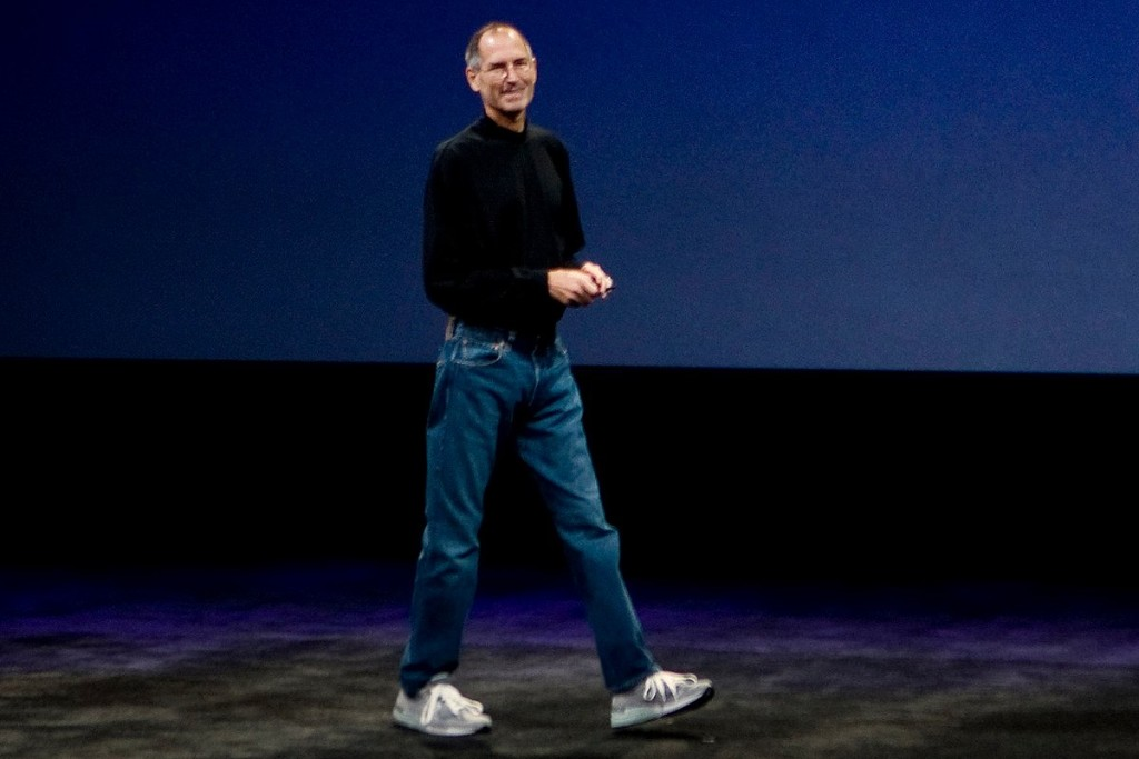 steve jobs casual