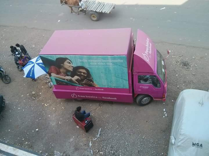 facebook free basics truck ads